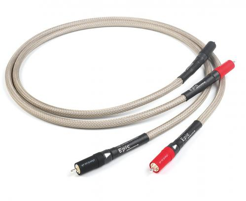 Chord Company Epic RCA Analogue Interconnect