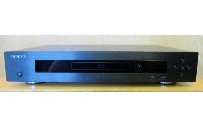 OPPO BDP103D Blu Ray Player