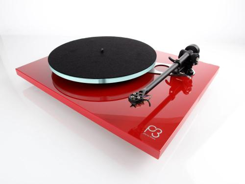 Rega Planar 3 Turntable Inc Elys MM Cartridge