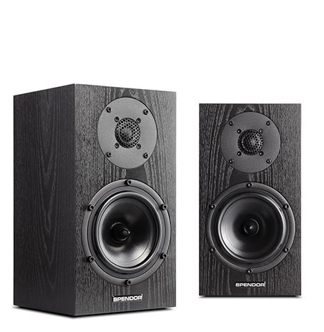Spendor A1 Bookshelf Loudspeakers