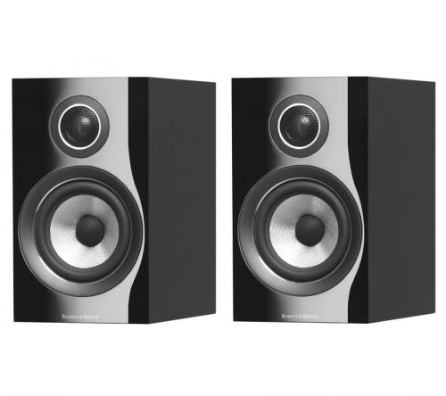 B&W 707 Bookshelf Loudspeakers