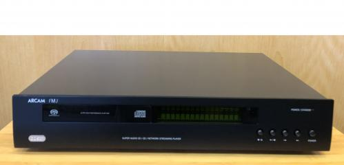Arcam CDS27 CD and Network player