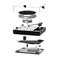 Linn LP12 Turntable Deck Only